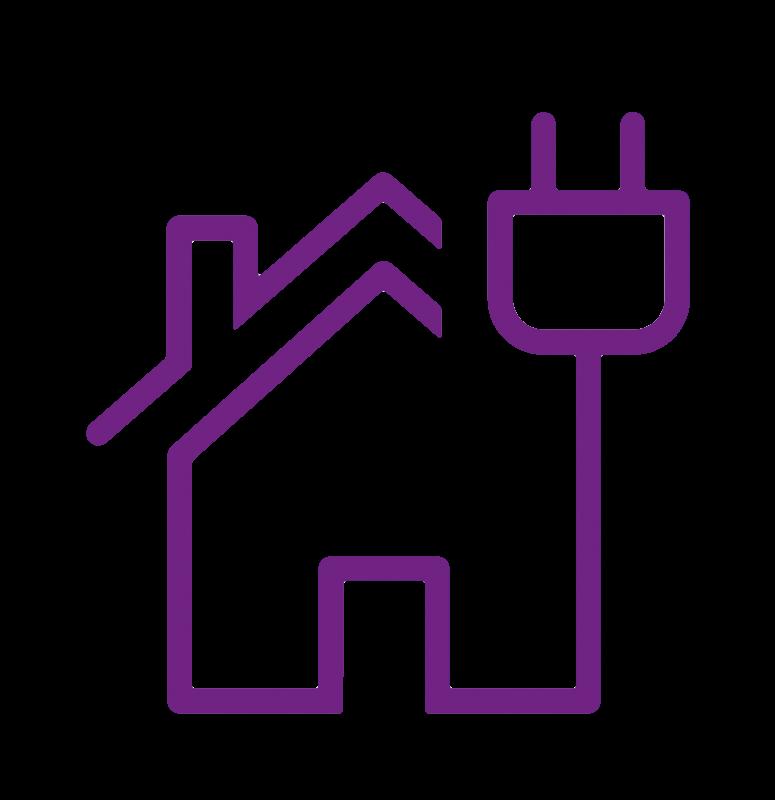Station de recharge pour propriétaire immobilier - maison