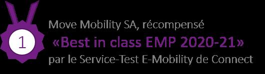 Logo Best in class EMP 2020-2021